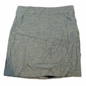 Louben Short Pencil Skirt